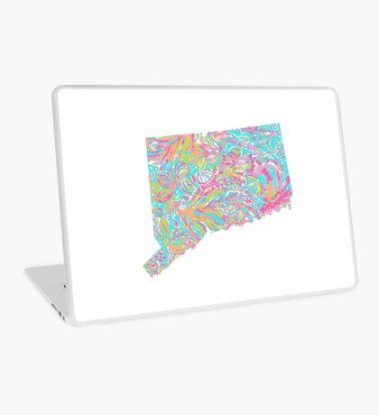 Lilly States - Connecticut Laptop Skin