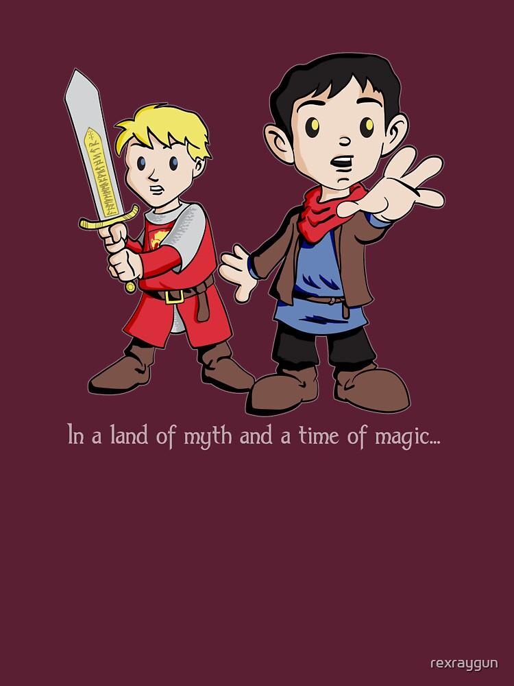 Merlin & Arthur | Unisex T-Shirt