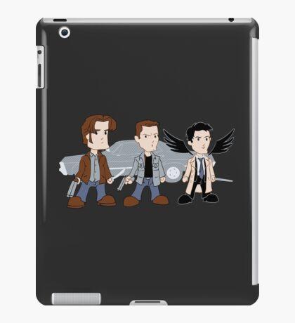 Sam, Dean, Castiel iPad Case/Skin
