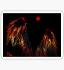 Spirit Dancers Sticker