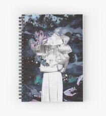 Scraps of Poetry 1 Spiral Notebook