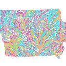 Lilly States - Iowa by MarcoD