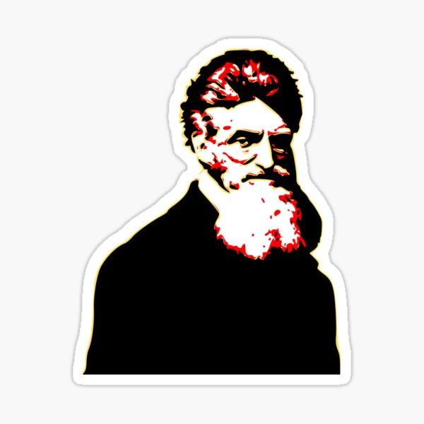 Patron Saint - John Brown Sticker