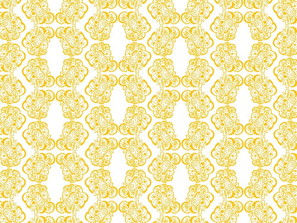 Golden Emblem Pattern by Wealie