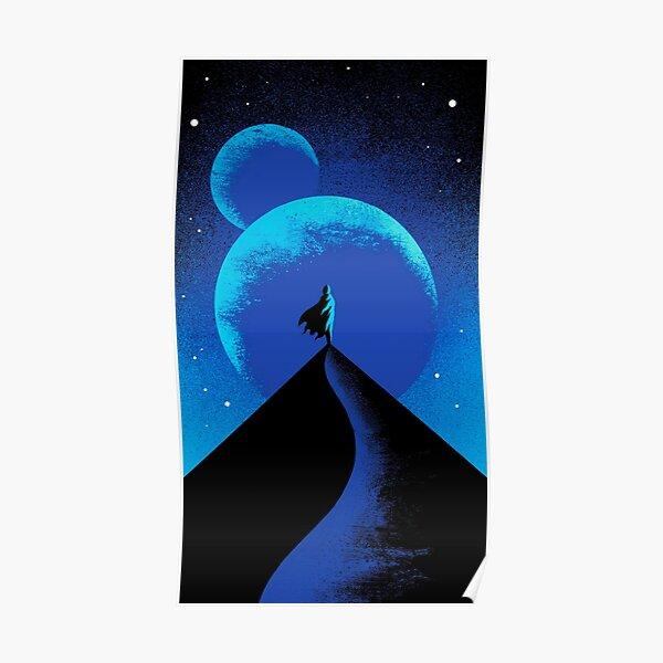 Dune Messiah cover Poster