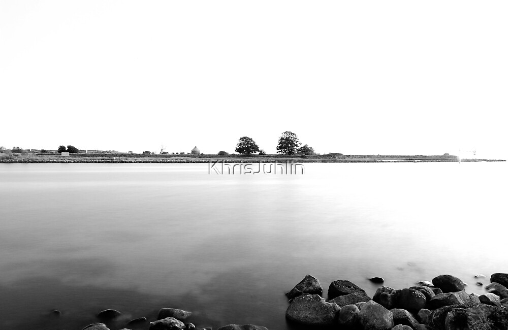 Land in the Horizon  by KhrisJuhlin