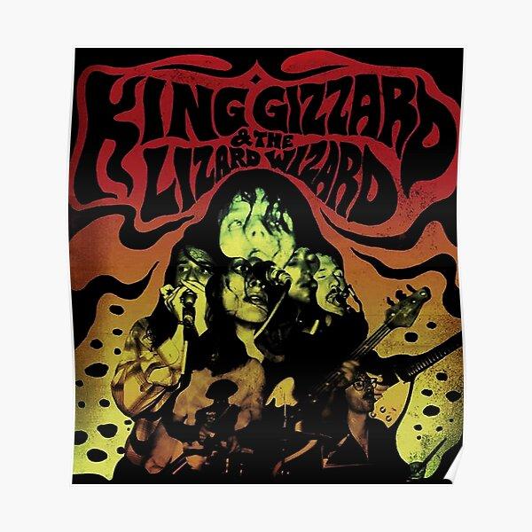 King Giz Poster