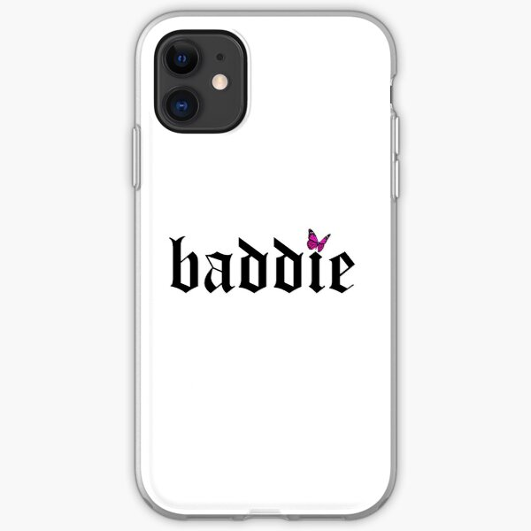 Baddie B Black Heart Iphone Case Cover By Katelynmarae Redbubble