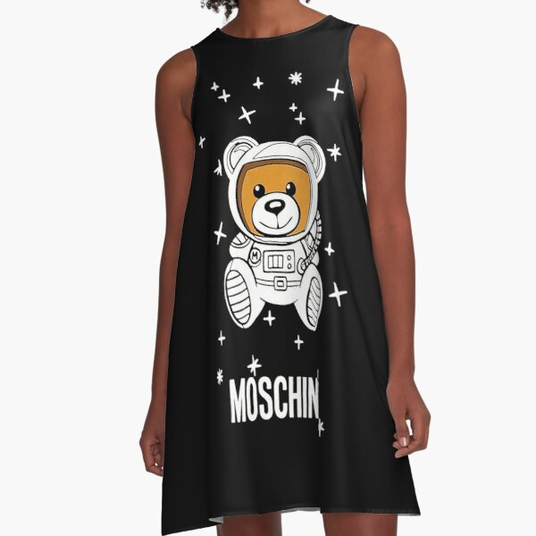 Moschino astronaut (2) A-Line Dress