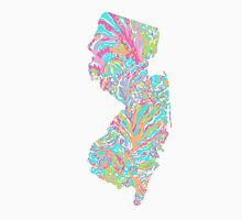 Lilly States - New Jersey Unisex T-Shirt