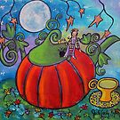 Autumn Tea by Juli Cady Ryan