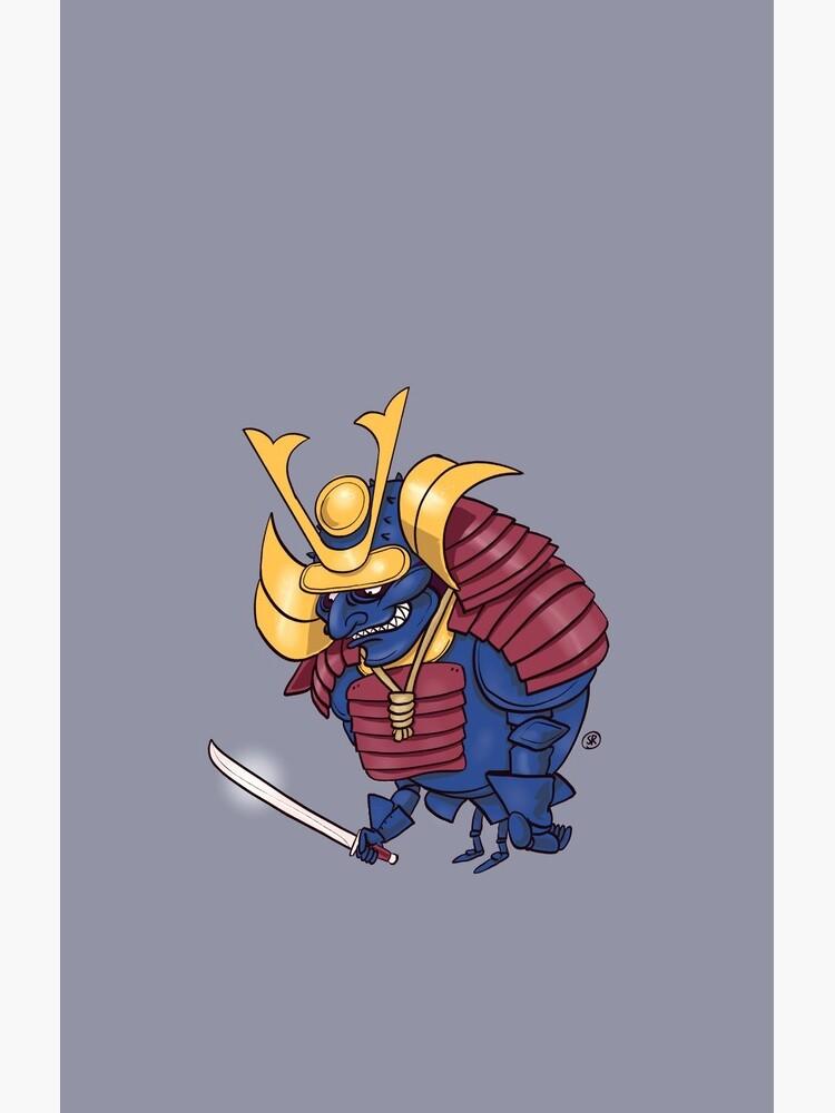 Samurai Armor by oscarsanchez