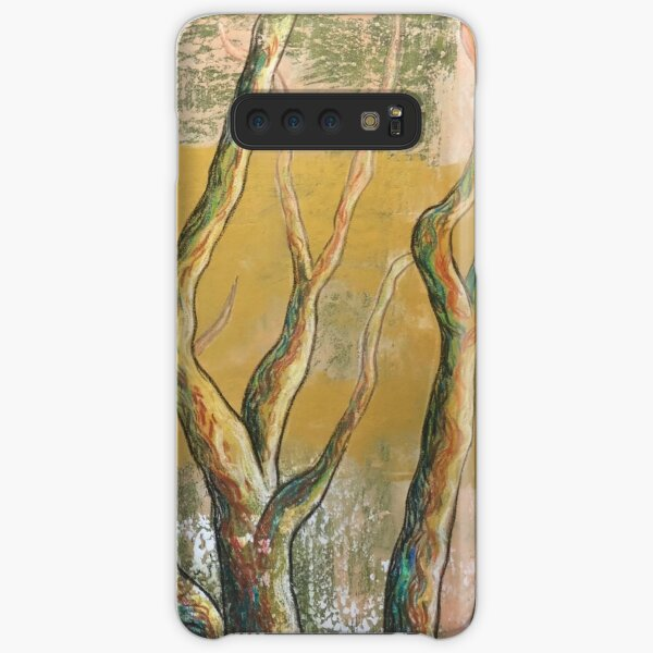 Golden forest Samsung Galaxy Snap Case