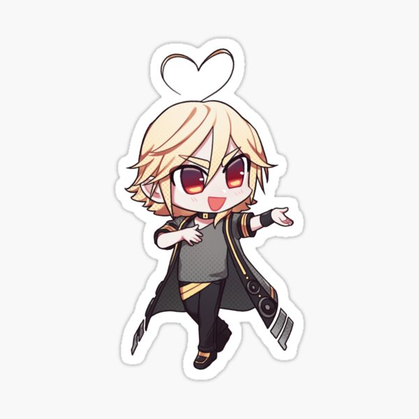 Hello Hio Sticker