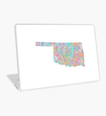 Lilly States - Oklahoma Laptop Skin