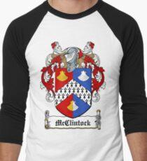 McClintock (Donegal) Men's Baseball ¾ T-Shirt