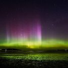 Aurora Australis goes wild! #2 by Odille Esmonde-Morgan