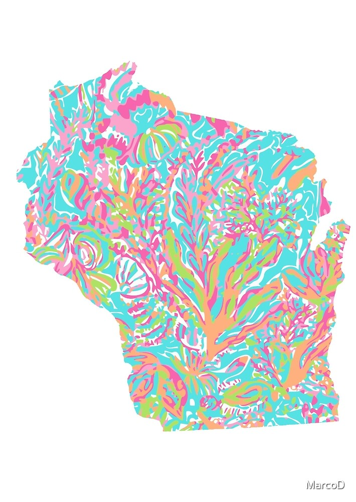 Lilly States - Wisconsin by MarcoD