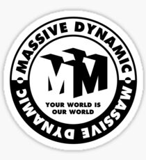 Massive Dynamic Sticker