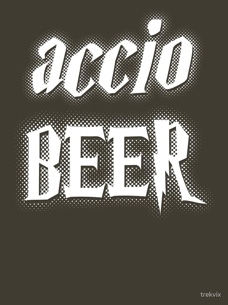 TShirtGifter presents: Accio Beer! | Unisex T-Shirt