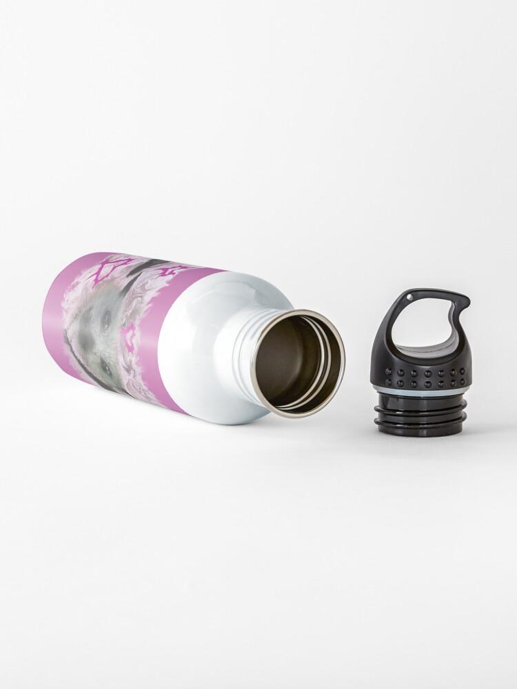 Alternate view of Batzilla- Bat Love  Water Bottle