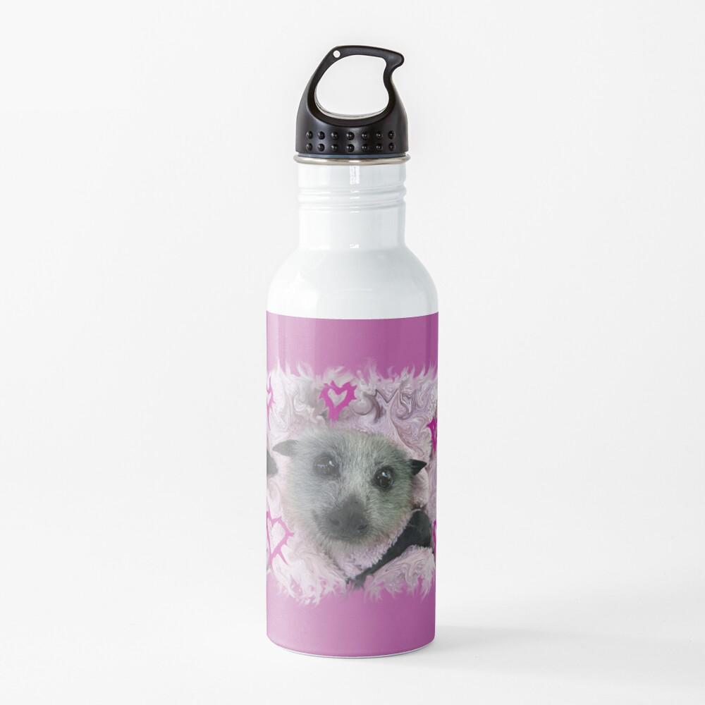 Batzilla- Bat Love  Water Bottle