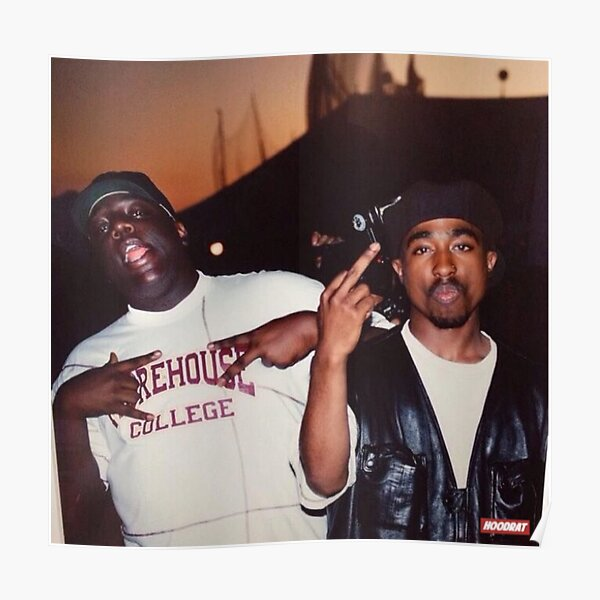 Bad Boyz rencontre Death Row Poster
