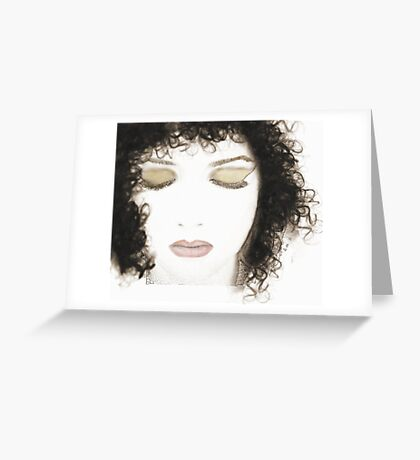 Moment of Solitude Greeting Card