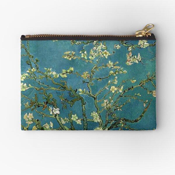 Van Gogh Almond Blossoms Zipper Pouch