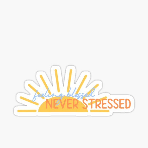 Sunday Best by Surfaces  Sticker