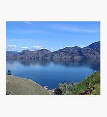 Lake Okanagan Photographic Print
