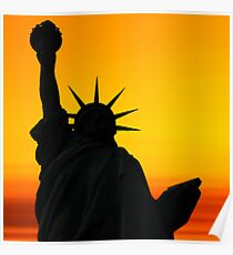 Liberty Dawn Poster