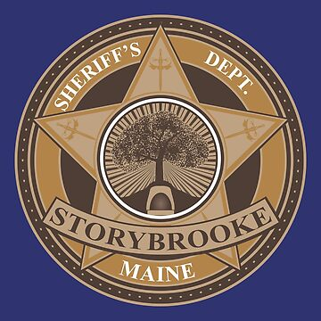 Once Upon a Time - Storybrooke Sheriff's Dept. by VancityFilming