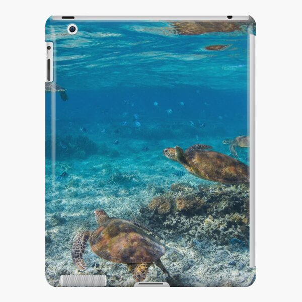 Turtle party  iPad Snap Case