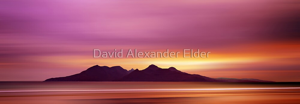 Magical Island by David Alexander Elder