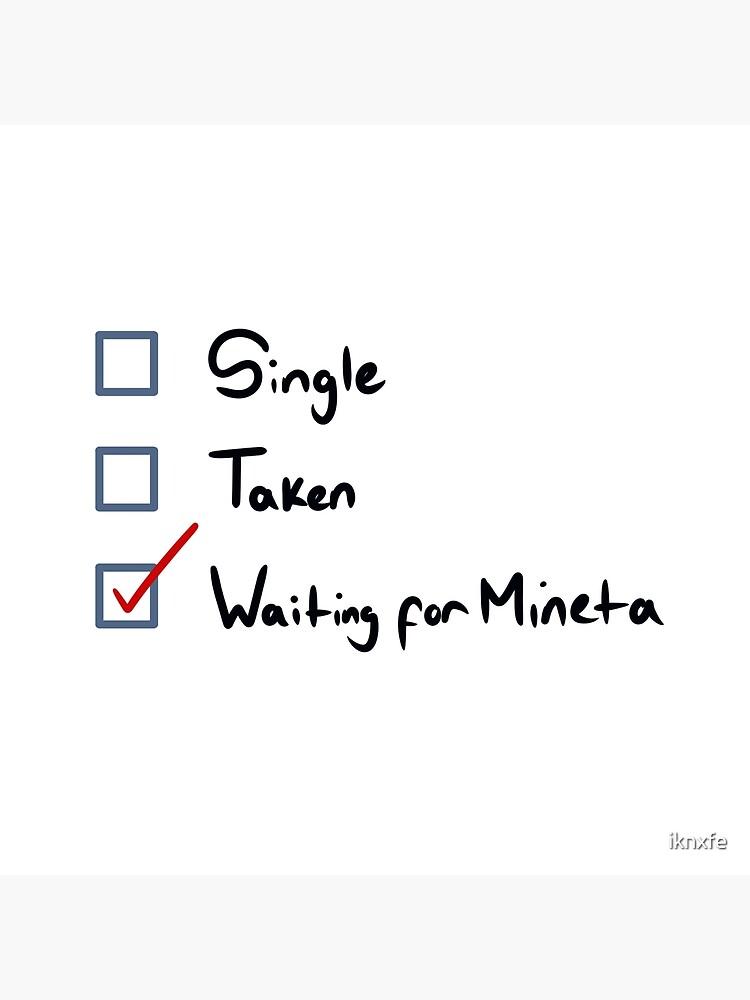 Waiting for Mineta My Hero Academia by iknxfe