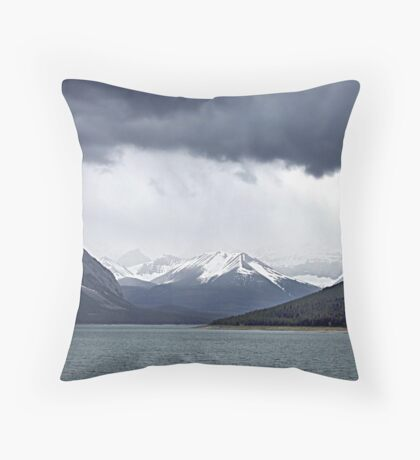 A Far and Wondrous Place Throw Pillow