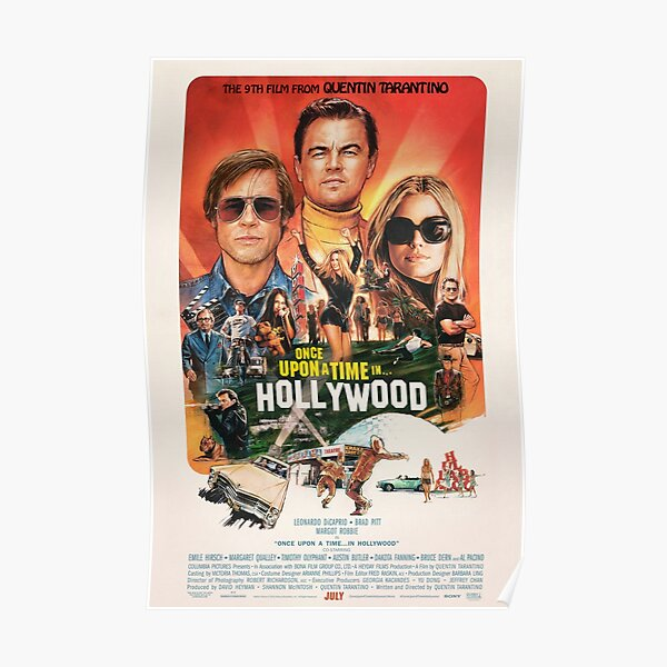 Hollywood Poster