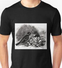 Robert Kretschmer Menniskans härledning och könsurvalet illustration sida II 51 Unisex T-Shirt