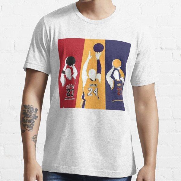 Jordan, Bryant, James Essential T-Shirt