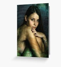 Beccy Treated Greeting Card