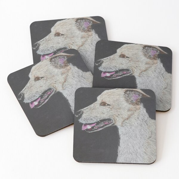 Lucy Coasters (Set of 4)