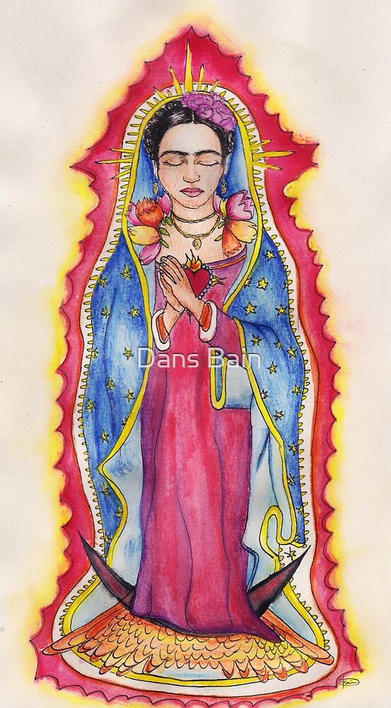Sagrado Frida by Danielle Bain