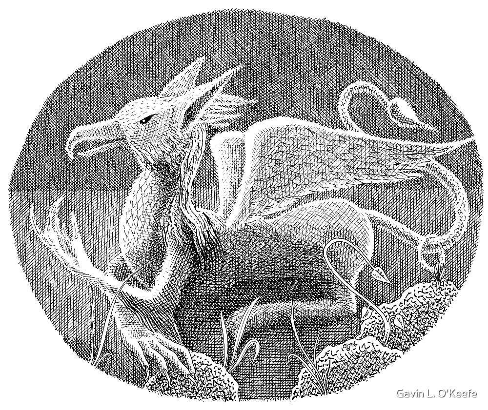 Gryphon by Gavin L. O'Keefe
