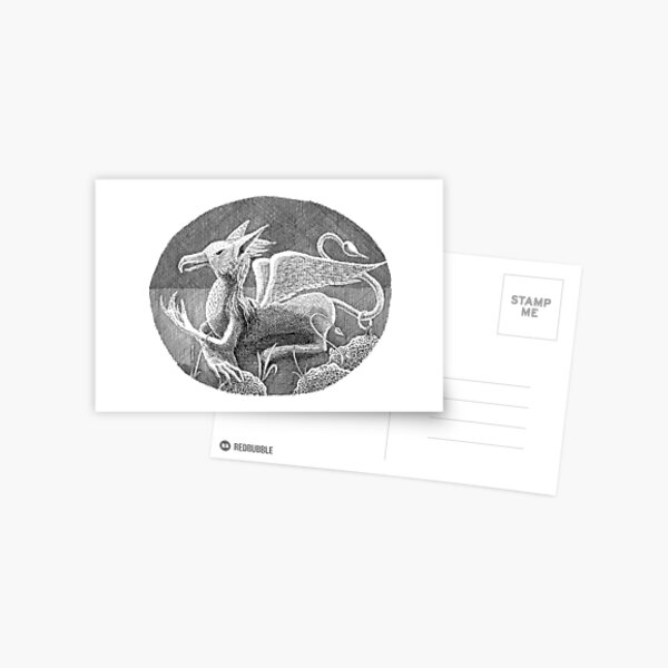 Gryphon Postcard