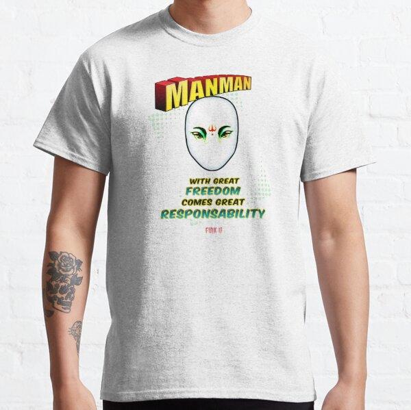 ManMan T-shirt classique