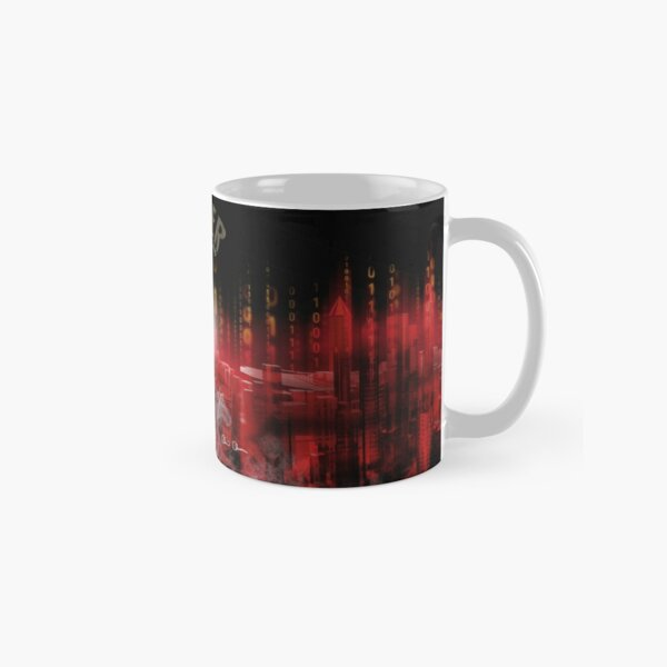 Hacker - Cover Classic Mug