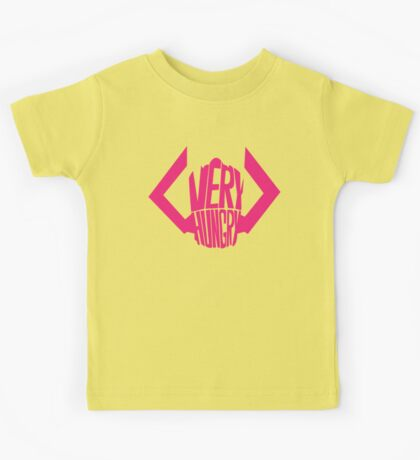 He is very, VERY hungry. Kids Clothes