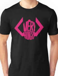 He is very, VERY hungry. T-Shirt