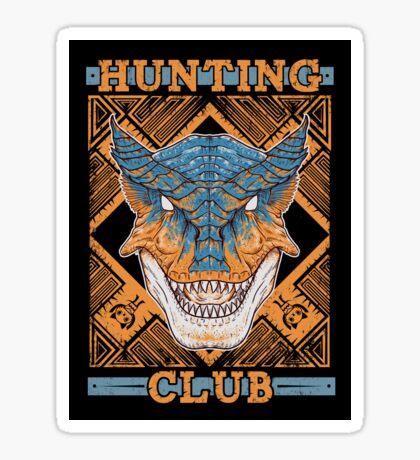 Hunting Club: Tigrex Sticker